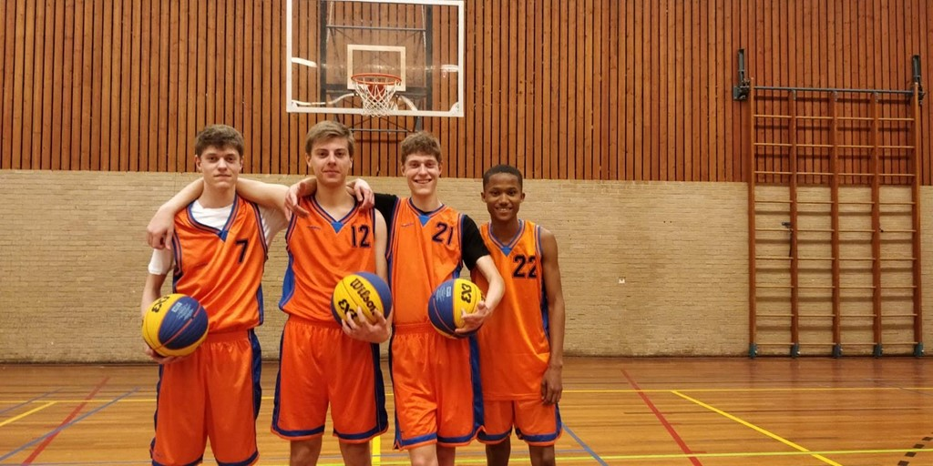 MAC basketbal Delfzijl